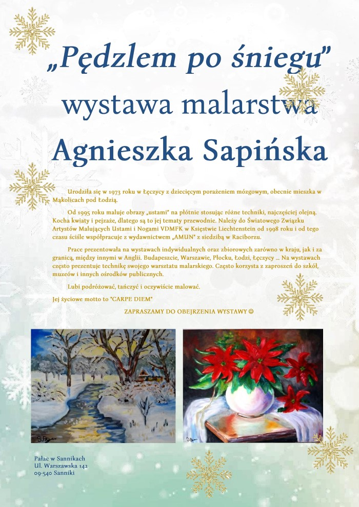 Wystawa Artystów AMUN Sanniki