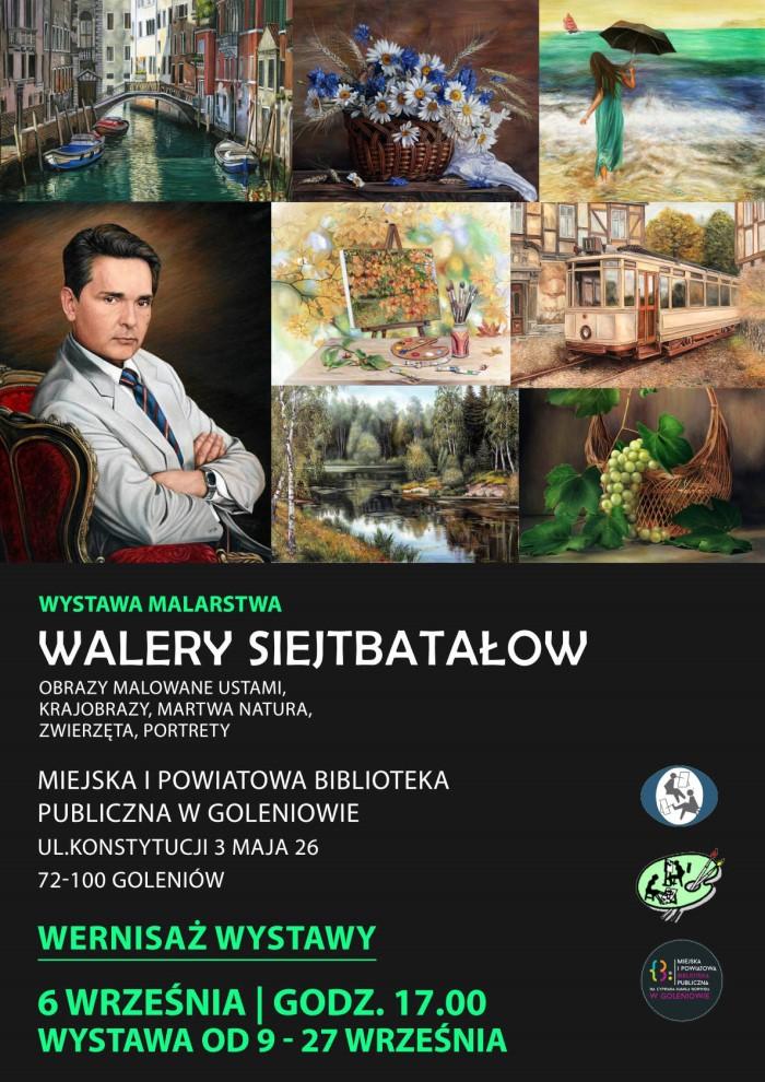 Wystawa Artystów AMUN Goleniów