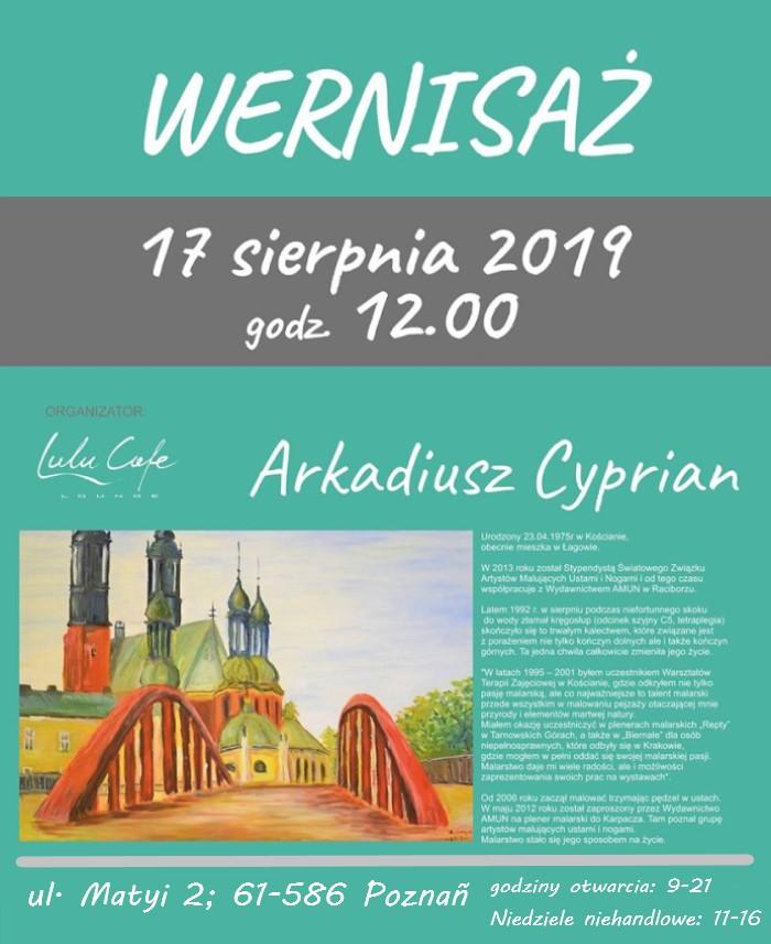 Wystawa Artystów AMUN Poznań