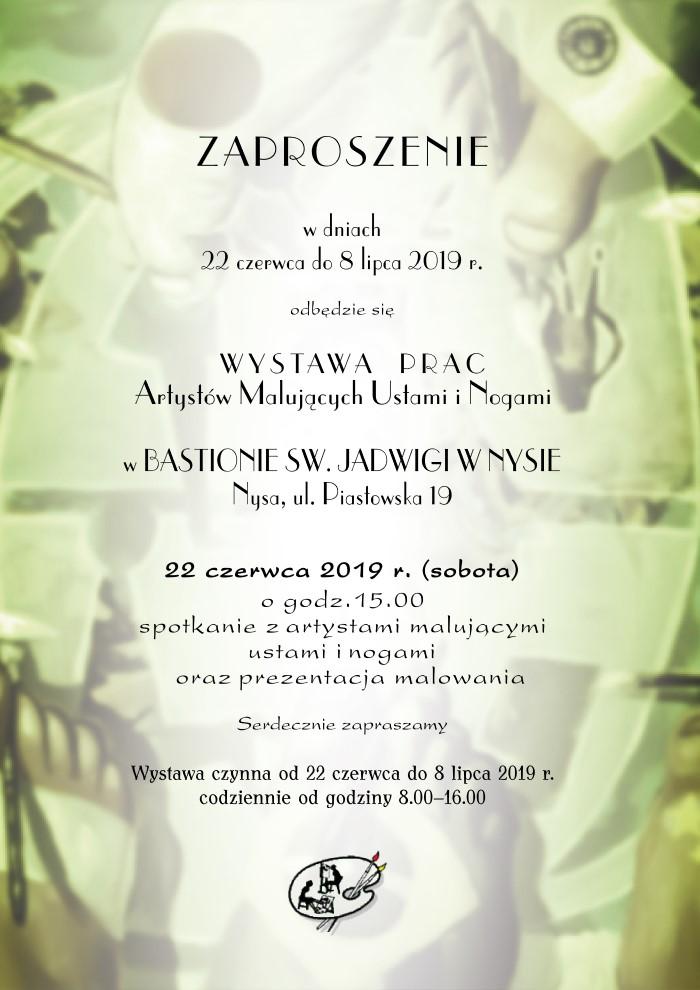 Wystawa Artystów AMUN Nysa