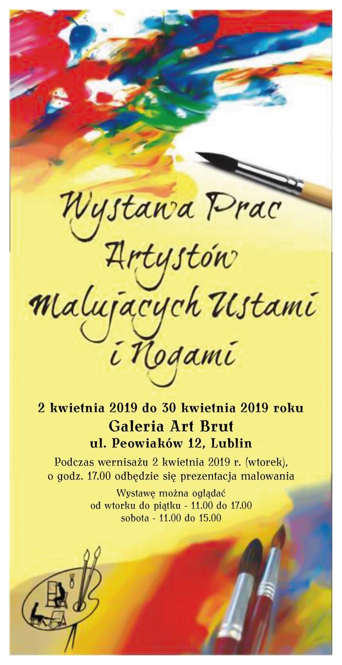 Wystawa Artystów AMUN Lublin