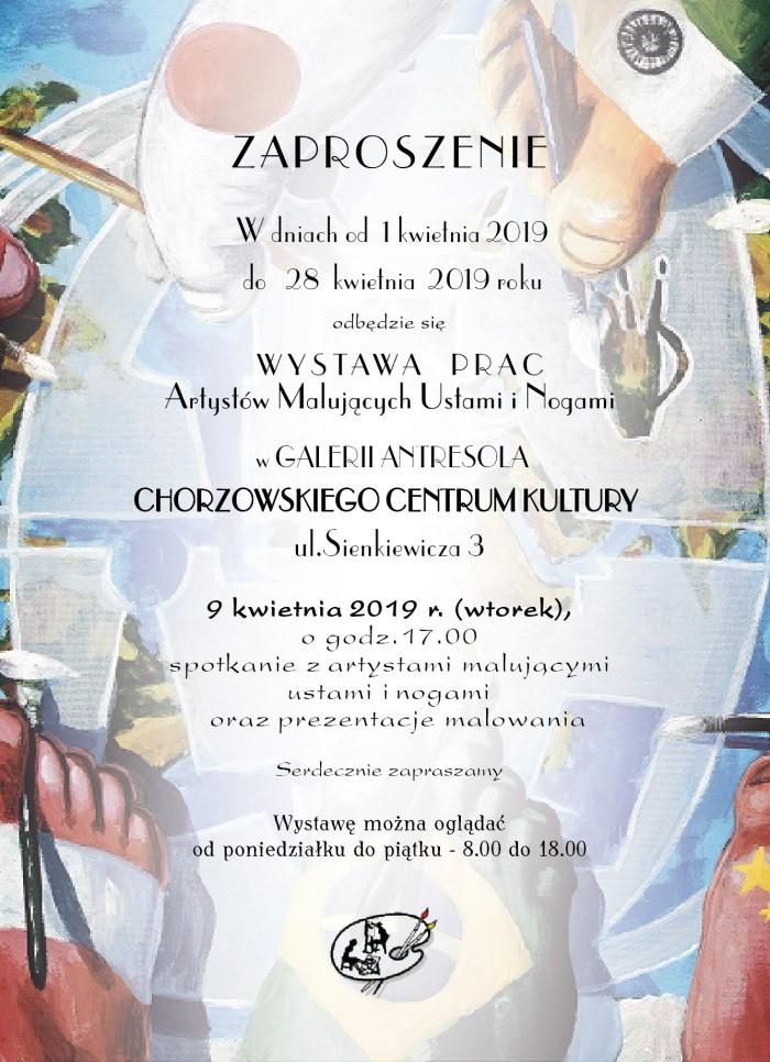 Wystawa Artystów AMUN Chorzów