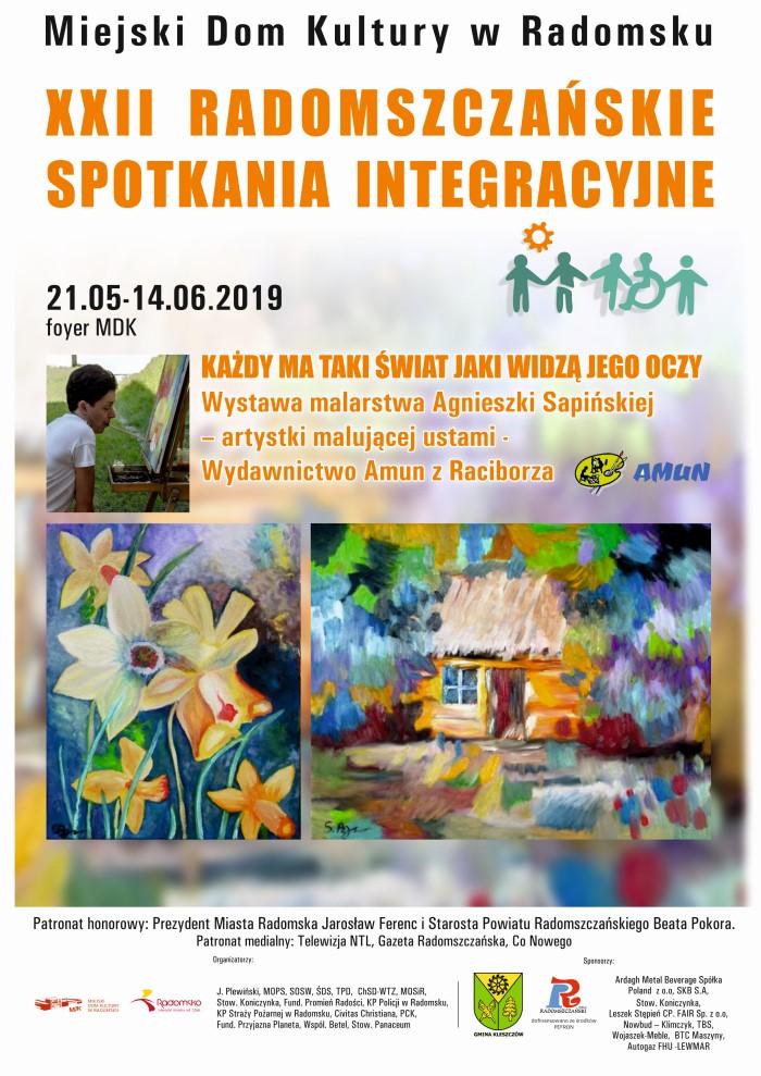Wystawa Artystów AMUN Radomsk