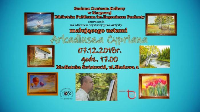 Wystawa Artystów AMUN Kargowa