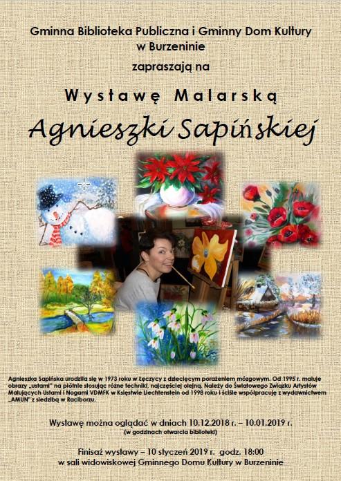 Wystawa Artystów AMUN Burzenin