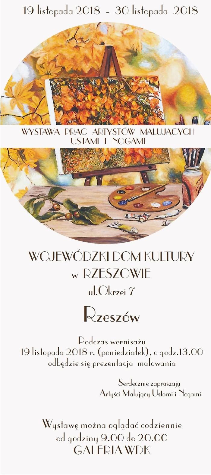 Wystawa Artystów AMUN Rzeszów