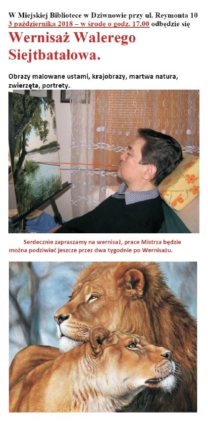 Wystawa Artystów AMUN Dziwnów