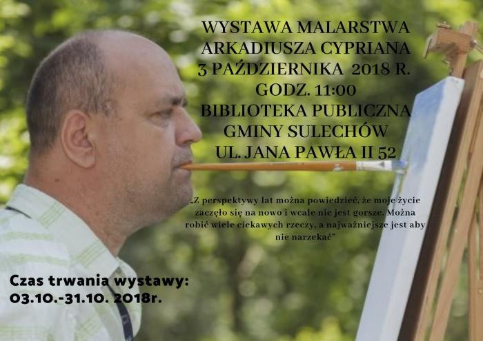 Wystawa Artystów AMUN Sulechów