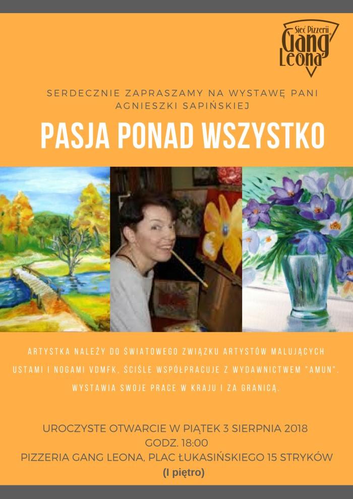 Wystawa Artystów AMUN Stryków