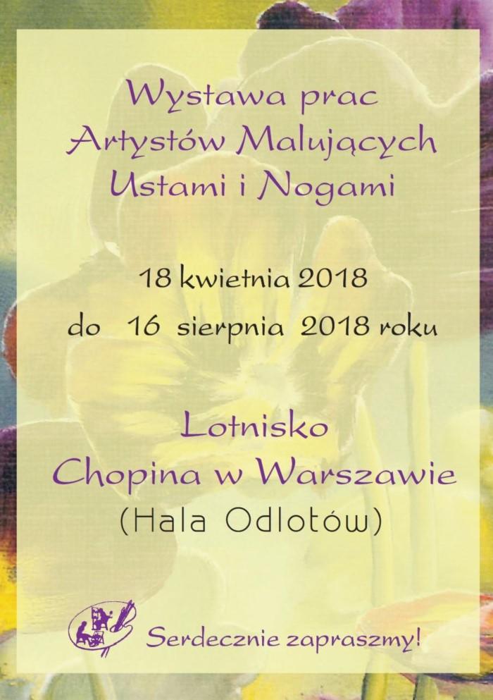 Wystawa Artystów AMUN Aleksandrów Kuj.