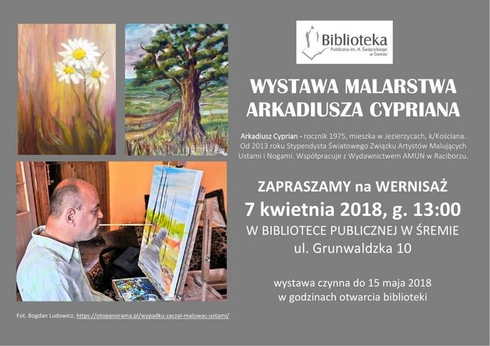 Wystawa Artystów AMUN Śrem