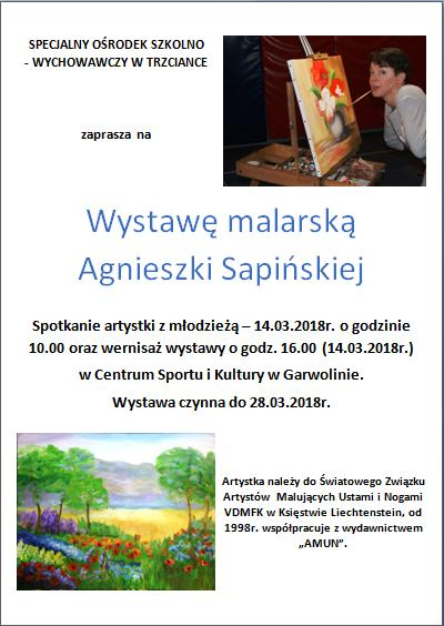 Wystawa Artystów AMUN Garwolin