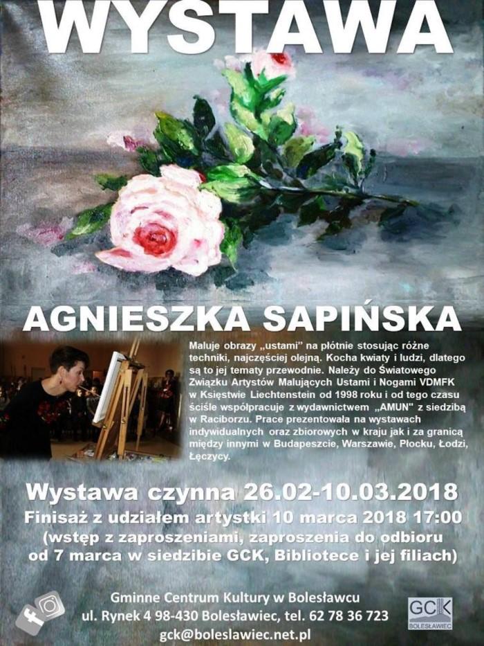 Wystawa Artystów AMUN Bolesławiec