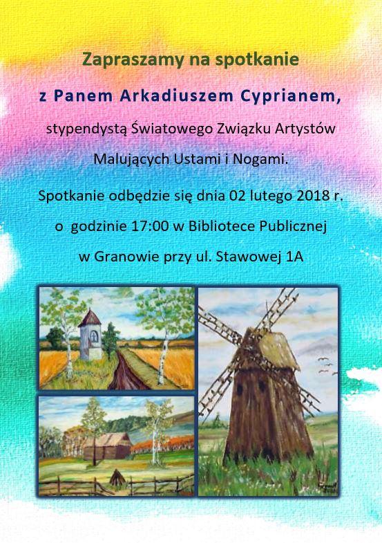 Wystawa Artystów AMUN Granów