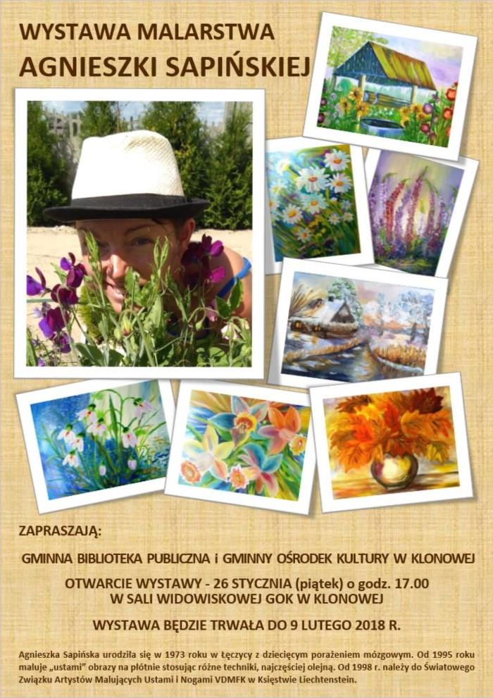 Wystawa Artystów AMUN Klonowa