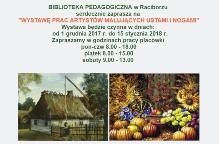 Wystawa Artystów AMUN Racibórz