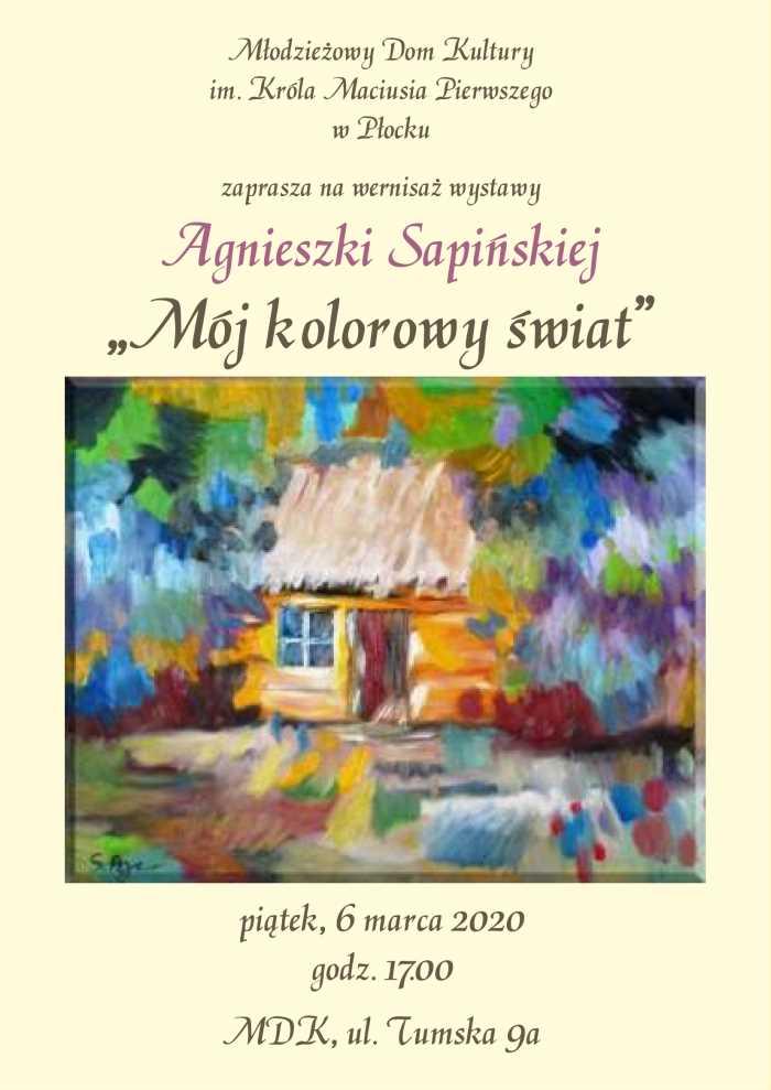 Wystawa Artystów AMUN Płock