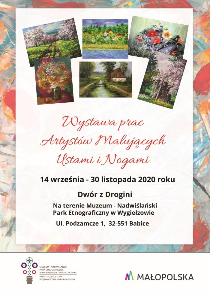 Wystawa Artystów AMUN Wygiełzów
