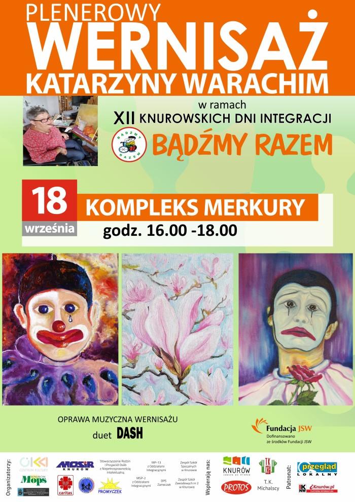 Wystawa Artystów AMUN Knurów