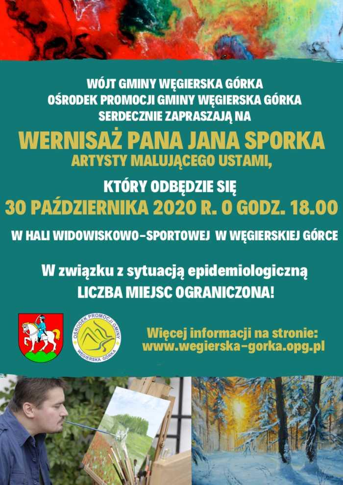 Wystawa Artystów AMUN Węgierska Górka