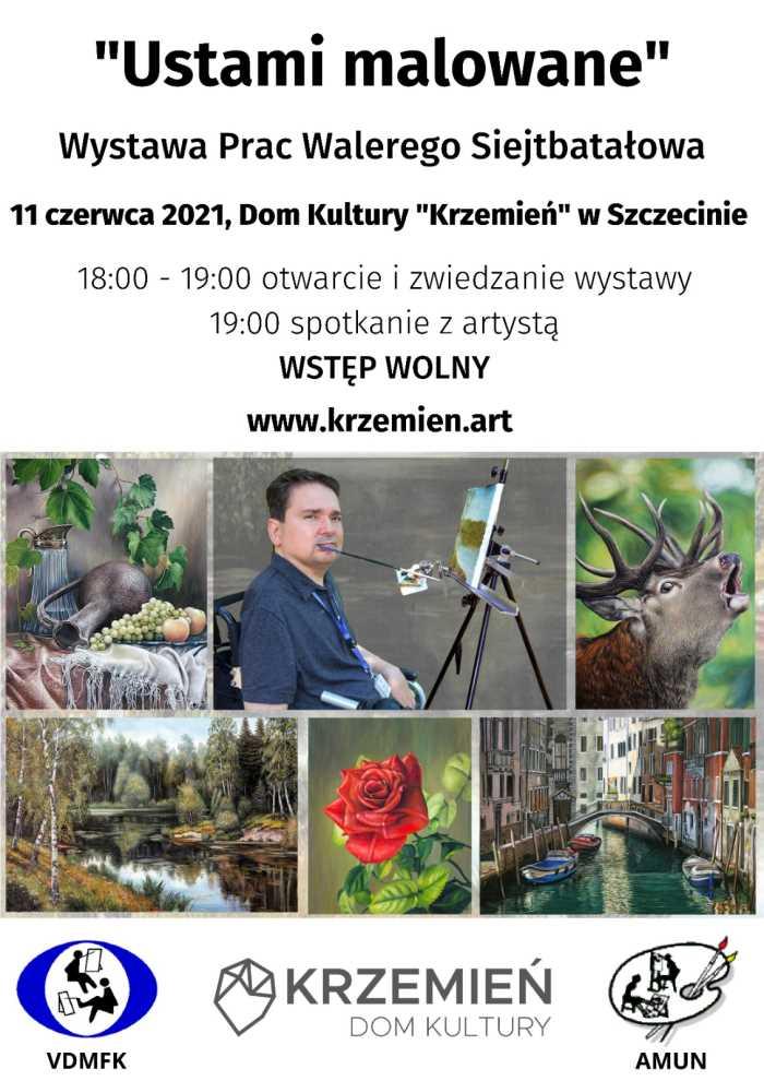 Wystawa Artystów AMUN Szczecin